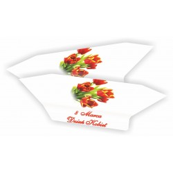 """RED TULIPS"" FUDGES - 1KG"