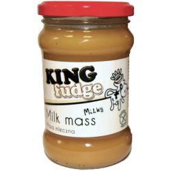 KING FUDGE MASS - 350G