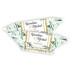 PERSONALIZED FUDGE (DESIGN 26)