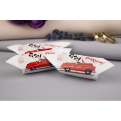 "CREAM FUDGE ""RED CAR"" 1KG"